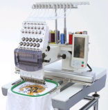 Computerized 9-Nadel Stickmaschine für Gewerbe 2 Köpfe computergesteuerte Stickerei-Maschine