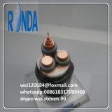 cavo elettrico di rame sotterraneo di ug di 8.7KV 10KV