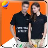 t-셔츠를 인쇄하는 주문 성숙한 면 간결 소매 스크린