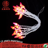 Waterproof Colorful Sharp Ball Decorativo Light String para Easter Christmas Ce RoHS