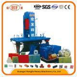 Hydraulischer Betonstein, der Maschine Ziegelstein Hf150t maschinell bearbeiten lässt