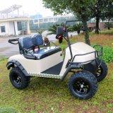 Véhicules de golf de chasse de modèle neuf de Seater de la conformité 2 de la CE