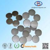 Nicuniのコーティングまたはめっきの円形の磁石ディスクネオジムの磁石の薄いディスク