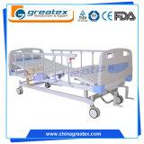 2개의 본부 제동을%s 가진 불안정한 수동 병상 병원 장비 (GT-BM5204)