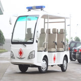 Mini ambulance électrique de 6 portées