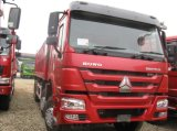 Engine de Sinotruk 371HP 10L inclinant le camion