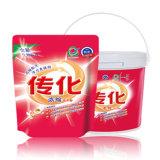 高品質の高い泡の粉末洗剤、洗濯洗剤の粉