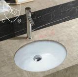 Bassin van de Was van de Hand van de badkamers het Ceramische onder TegenGootsteen Sn004