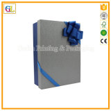 Custom Embossed logo Rigid Cardboard gift box with member