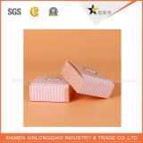 La qualité a fait à Xiamen le sac de papier de estampage chaud avec le traitement
