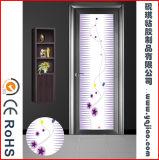 Papel de contacto decorativo profesional para el papel de la laminación del papel de la decoración de la pared del suelo para las puertas