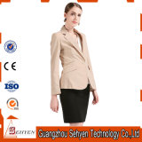 Mulher Casual e Blazer Business para Office Lady
