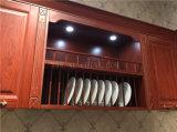 現代産業様式のステンレス鋼の台所食器棚
