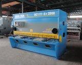 Schneidewinkel-Steuerscherende Maschine, CNC-Controller-Guillotine-scherende Maschine;