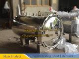 Stérilisateur horizontal de chauffage de vapeur de stérilisateur de jet de vapeur de stérilisateur de jet d'eau de stérilisateur