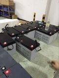 Da bateria profunda do ciclo do gel tipo acidificado ao chumbo 12V100ah para o sistema solar
