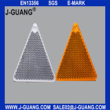 Catena chiave riflettente di alta visibilità bilaterale (JG-T-04)
