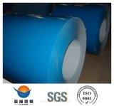 A cor de PPGL/PPGI galvanizou as bobinas de aço