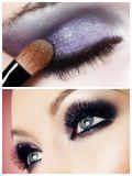 Sombreador de ojos impermeable mate del reflejo cosmético del maquillaje de la sombra de ojo