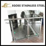 Высокое качество струбцина стекла Frameless струбцины балюстрады зажима 304 стекел стеклянная
