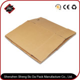 Rectángulo acanalado de empaquetado modificado para requisitos particulares del cartón del papel brillante