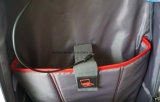 低いMOQの工場は多機能のナイロンノートのバックパック袋、黒い携帯用様式の学校のバックパック/屋外旅行ラップトップ袋のバックパックを作る