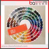 Rostfreie galvanisierte Farbe beschichtete Stahlblech/Ring