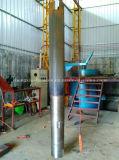SCRの中間周波数の縦のタイプ3mシャフトCNCの高周波焼入れ機械
