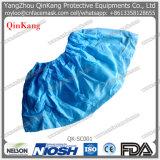 Fabricante médico disponible de la cubierta del zapato del CPE para el uso del hospital