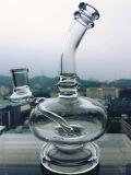 21 Zoll-Glaswasser-Rohr mit 3 Bienenwabe Percs und Betrug Perc