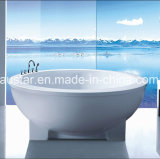1800mm Ronda Jacuzzi SPA para las Personas Multi (AT-8810)