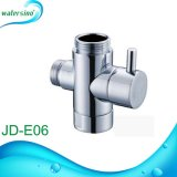 Arms Chromium plate 3 Way Shower Diverter Valve for Bathroom