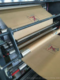 Type multi vente flexographique de pile d'Enconomic de couleurs de machine d'impression