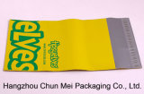 Saco plástico barato feito sob encomenda do borne para a embalagem