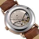 ステンレス鋼の自動サファイアのガラス男性用腕時計