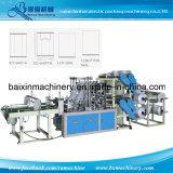 Automatischer rechnergesteuerter flacher Abfall-Beutel, der Maschine (BX-GBDR, herstellt)