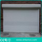 Puerta de Arriba Eléctrica del Garage del Obturador del Rodillo de la Seguridad de la Aleación del Metal O de Aluminio