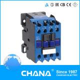 O contator magnético de LC1-D Cjx2 25A AC/DC com CB do Ce Certificated