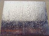 Papel de aluminio grabado
