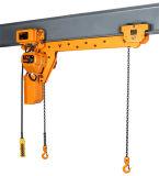 500 Kilogramm-Hebevorrichtung mit dem beständigen und vertikalen Haken-Anheben