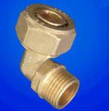 Gli accessori per tubi d'ottone fini di vendita (EM-F-208)