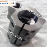Prägeteil-Pumpenzylinder-Block CNC maschinelle Bearbeitung