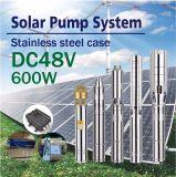 Energía de entrada solar de la bomba de agua de dc 48 600W