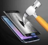Samsungのための熱い3D完全なカバー緩和されたガラススクリーンの保護装置9hの保護フィルム