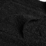 Lenço liso grosso preto acessório gótico de lãs do inverno Opm-047 por muito tempo