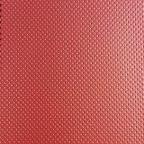 Cuero sintético PVC para la cubierta de asiento de bola / Car
