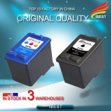 Cartucho de inyección de tinta en color HP C9351A remanufacturado compatible HP21 HP22