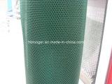 PVC에 의하여 입히는 확장된 철망사