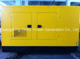 Diesel van Cummins 30kw Super Stille Generator