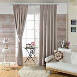 Contínuos tecidos Calor-Isolam a cortina de indicador do escurecimento (22W0019)